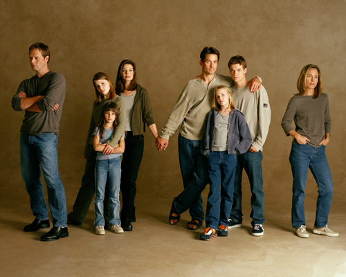 Once and Again Cast